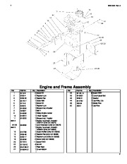 Toro 38053 824 Snowthrower Parts Catalog, 2000, 2001 page 7
