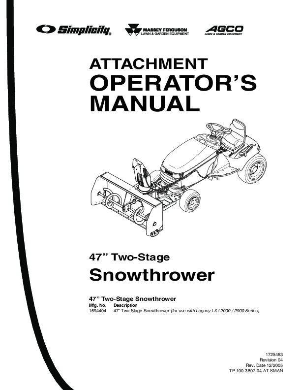 massey ferguson gc1720 owners manual
