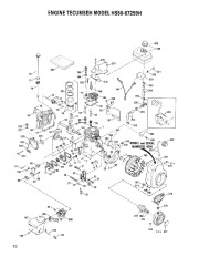 Toro 38052C 521 Snowthrower Parts Catalog, 1989 page 10