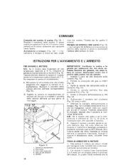 Toro 38054 521 Snowthrower Manuale Utente, 1990 page 10
