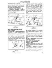 Toro 38054 521 Snowthrower Manuale Utente, 1990 page 13