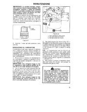 Toro 38054 521 Snowthrower Manuale Utente, 1990 page 17