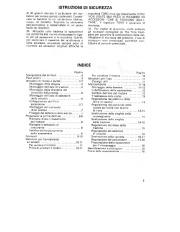 Toro 38054 521 Snowthrower Manuale Utente, 1990 page 3