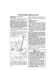 Toro 38054 521 Snowthrower Manuale Utente, 1990 page 8