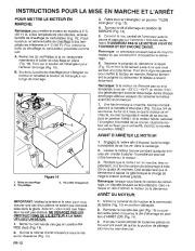 Toro 38054 521 Snowthrower Manuel des Propriétaires, 1995 page 12