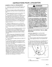 Toro 38054 521 Snowthrower Manuel des Propriétaires, 1995 page 13
