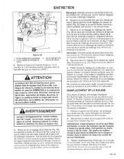 Toro 38054 521 Snowthrower Manuel des Propriétaires, 1995 page 19