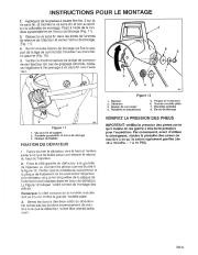 Toro 38054 521 Snowthrower Manuel des Propriétaires, 1995 page 9