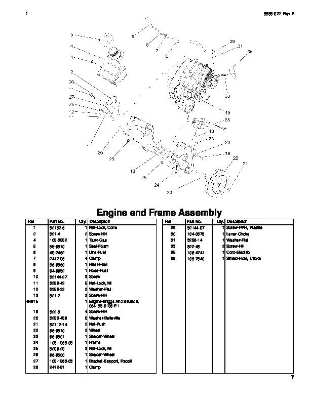 toro ccr 2450 gts 38516 snow blower parts manual, 2006  toro schematics
