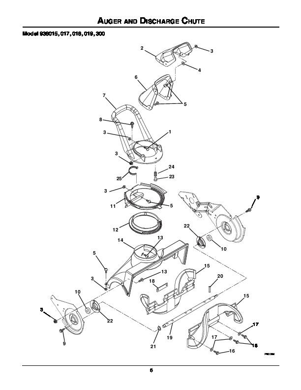 Ariens Repair Manual