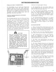 Toro 38040 524 Snowthrower Laden Anleitung, 1979 page 13