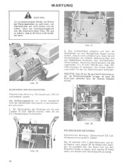 Toro 38040 524 Snowthrower Laden Anleitung, 1979 page 14