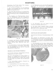 Toro 38040 524 Snowthrower Laden Anleitung, 1979 page 15