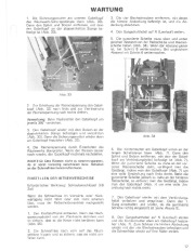 Toro 38040 524 Snowthrower Laden Anleitung, 1979 page 17