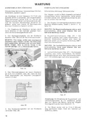 Toro 38040 524 Snowthrower Laden Anleitung, 1979 page 18