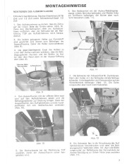 Toro 38040 524 Snowthrower Laden Anleitung, 1979 page 7