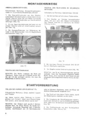Toro 38040 524 Snowthrower Laden Anleitung, 1979 page 8