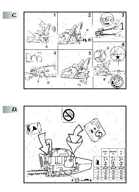 mac 3200 chainsaw parts manual