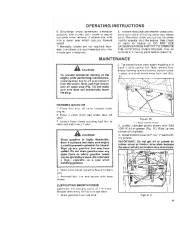 Toro 38052C 521 Snowthrower Owners Manual, 1989 page 11