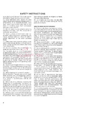 Toro 38052C 521 Snowthrower Owners Manual, 1989 page 2