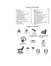 Toro 38052C 521 Snowthrower Owners Manual, 1989 page 3