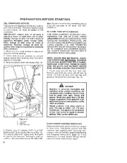 Toro 38052C 521 Snowthrower Owners Manual, 1989 page 8