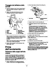 Toro 38053 824 Snowthrower Manuale Utente, 2000, 2001 page 13