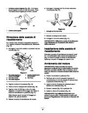 Toro 38053 824 Snowthrower Manuale Utente, 2000, 2001 page 16