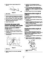 Toro 38053 824 Snowthrower Manuale Utente, 2000, 2001 page 21