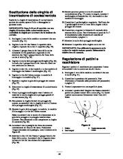 Toro 38053 824 Snowthrower Manuale Utente, 2000, 2001 page 24