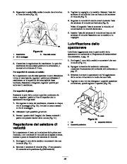 Toro 38053 824 Snowthrower Manuale Utente, 2000, 2001 page 25