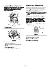 Toro 38053 824 Snowthrower Manuale Utente, 2000, 2001 page 26