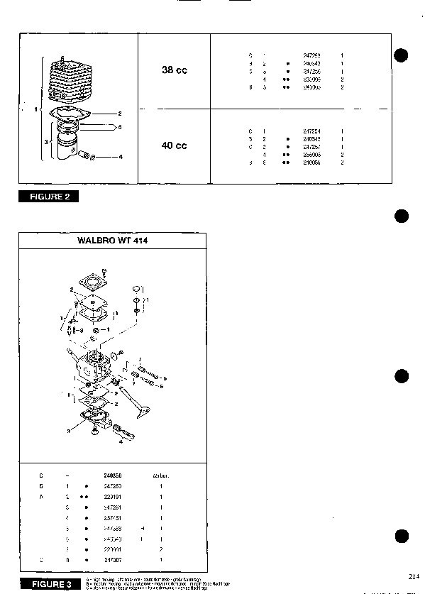 Maccat 2 3ci owners manual