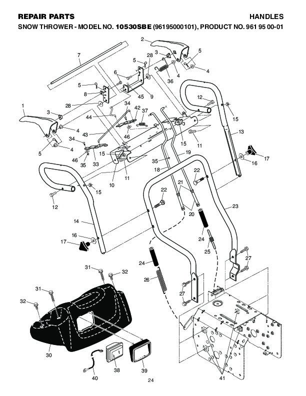 Poulan Pro Manual Repair