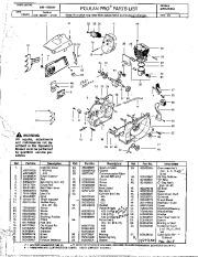 Husqvarna 288xp Parts Manual