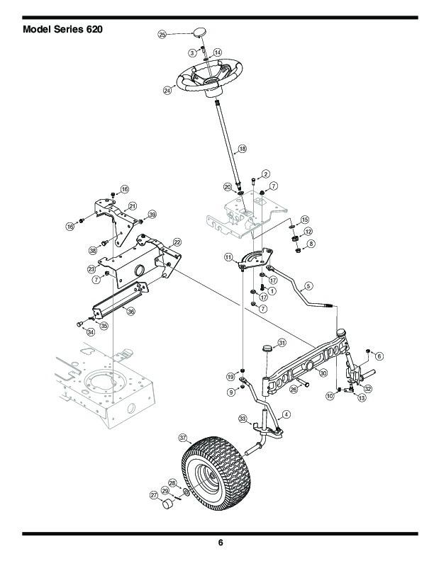 Download huskee riding mower manual