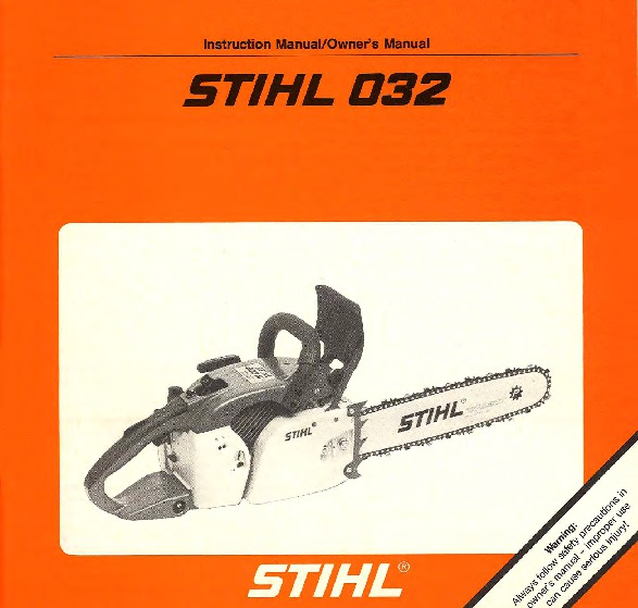 Stihl re102 K manual