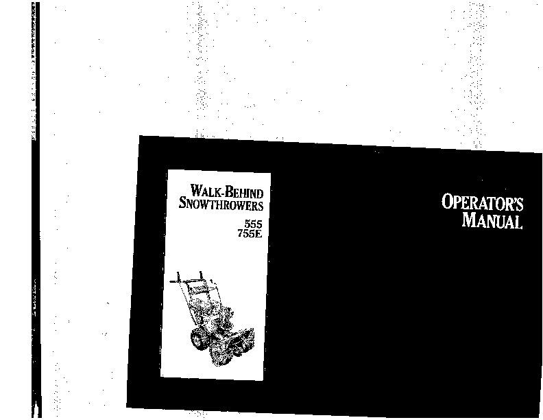 Simplicity zt 1644 Service manual