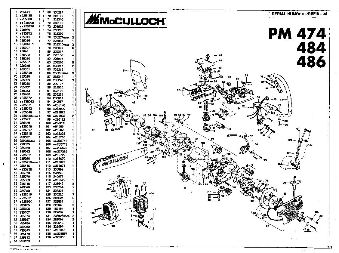 Mac 3200 Chainsaw Fuel Line Diagram Manual Guide