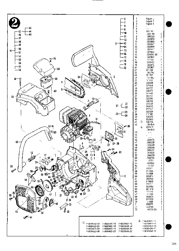 Mcculloch pm605 Owners Manual