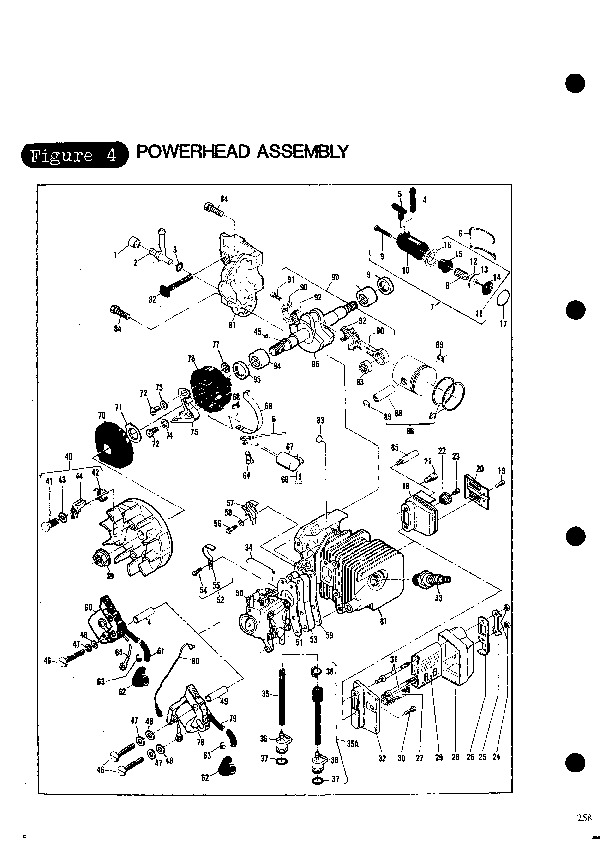 Eager beaver 2 1 chainsaw manual