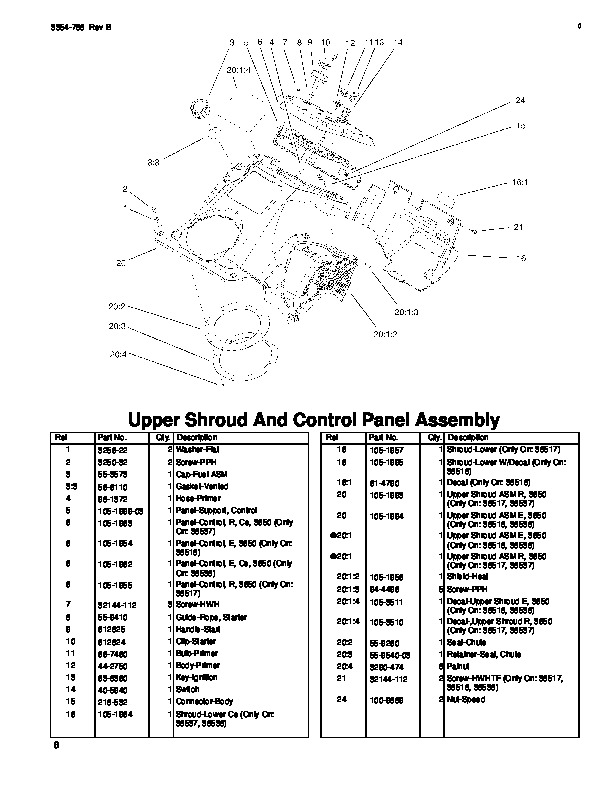 toro illustrated parts manual