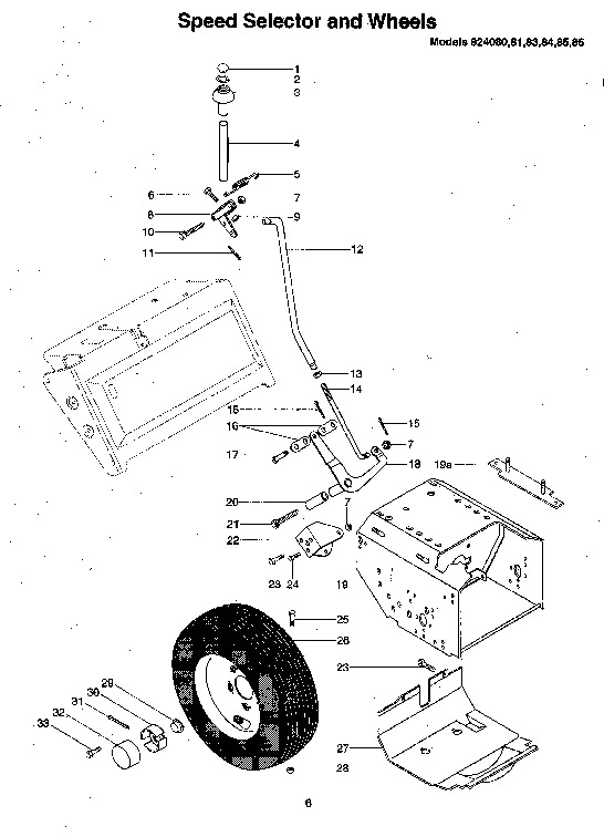 Ariens Series 936 Manual