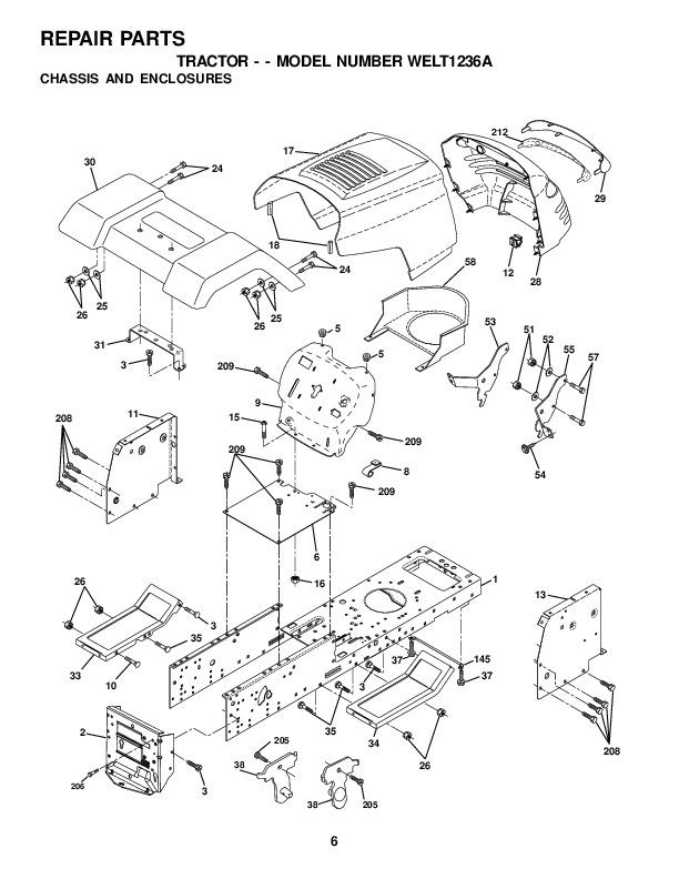 Weedeater Sb180 Repair Manual