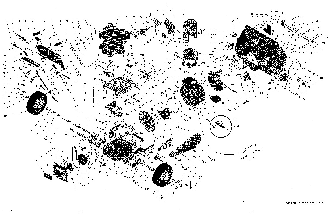 Mtd 38 mower repair Manual