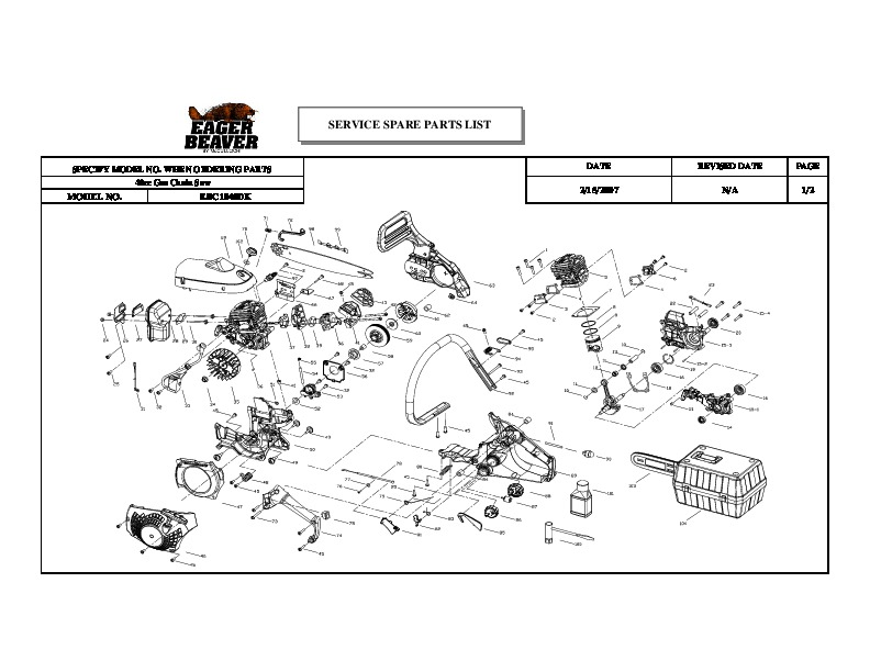 Mcculloch chainsaw manual Online