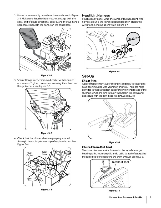 Cub Cadet owners Manual Pdf