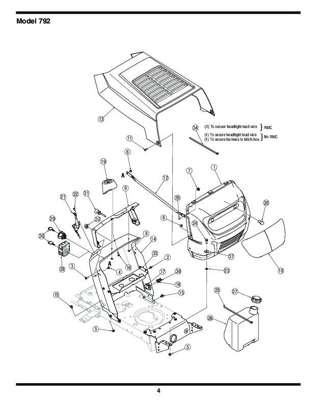 mtd model 760 wiring diagram model free download printable